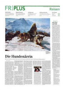 """""""Wo bitte gehts zum Gletscher?"""" Mit 28 Hundestärken durch die Schweizer Alpen"""