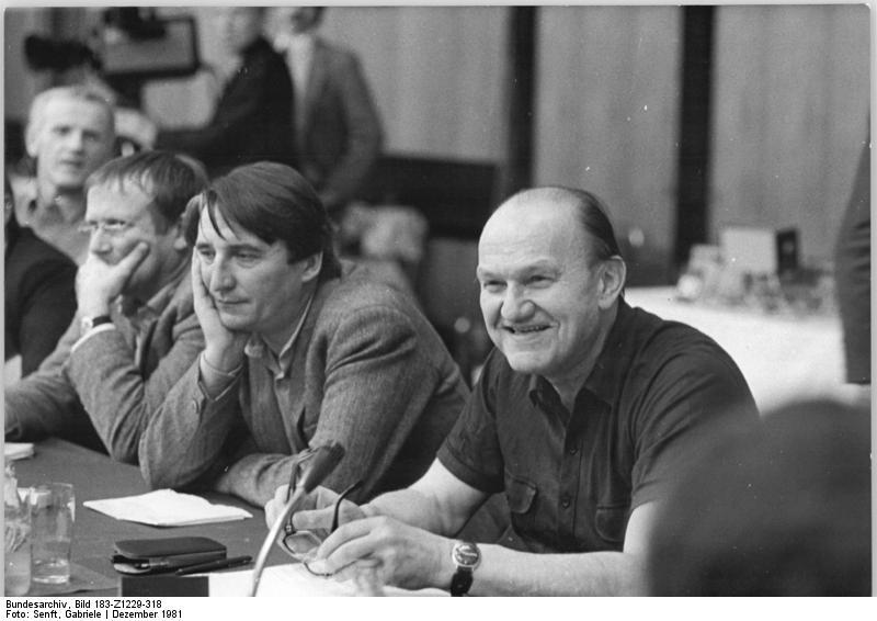 Berlin, Begegnung zur Friedensförderung, Fühmann