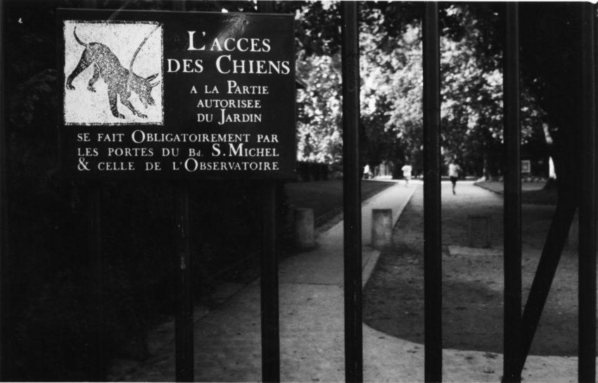 Jardin du Luxembourg (c) O. Wieters 1997