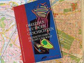 Dreizehn deutsche Geschichten. Erzähltes Leben aus Ost und West Ripp, Winfried und Wendelin Szalai Edition Körber Stiftung, 1998. ISBN: 3896843222