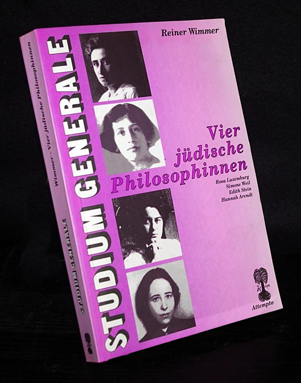 Wimmer, Vier Jüdische Philosophinnen